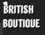 British Boutique Fashion Shop